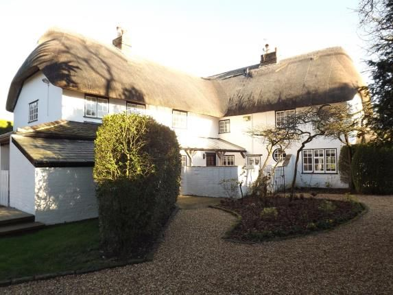 Thumbnail Detached house for sale in Burton, Christchurch, Dorset