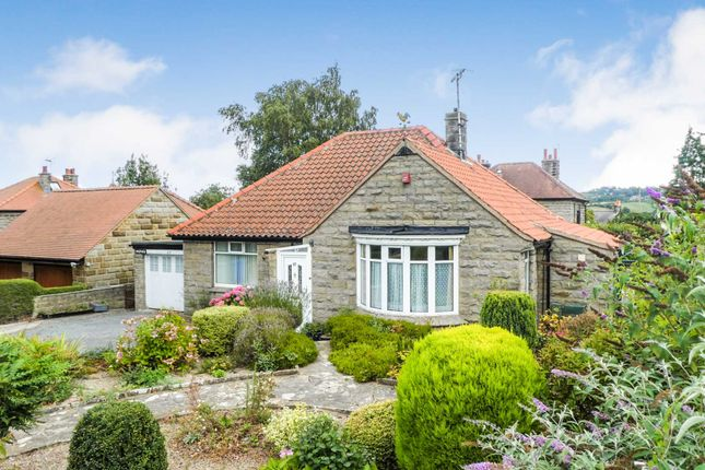 Thumbnail Detached bungalow for sale in Coach Road, Sleights, Whitby