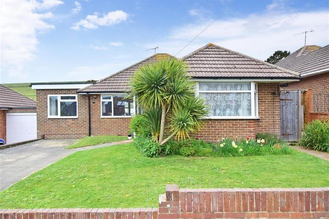 Thumbnail Detached bungalow for sale in Coombe Vale, Brighton, East Sussex