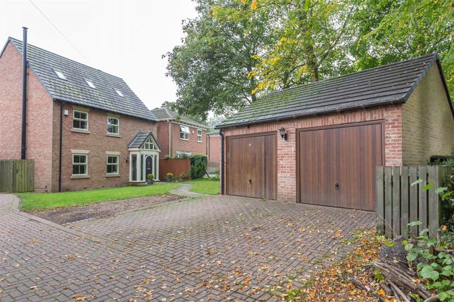 Thumbnail Detached house for sale in Melton Road, Sprotbrough, Doncaster