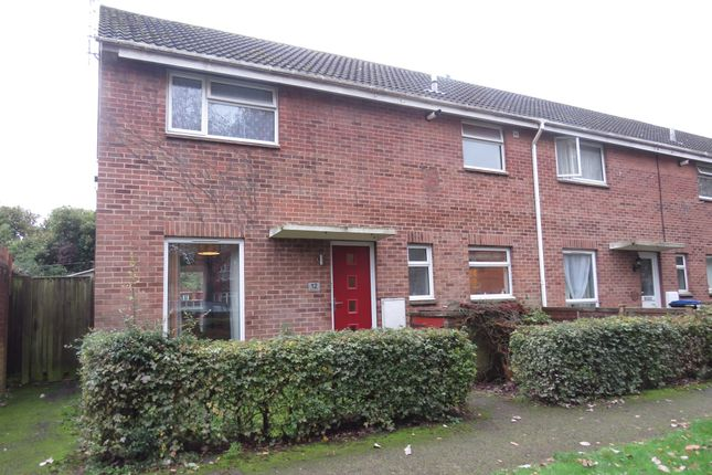 Thumbnail End terrace house for sale in Amwell Common, Welwyn Garden City