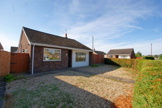 Thumbnail Detached bungalow to rent in St. Peters Avenue, North Hykeham, Lincoln