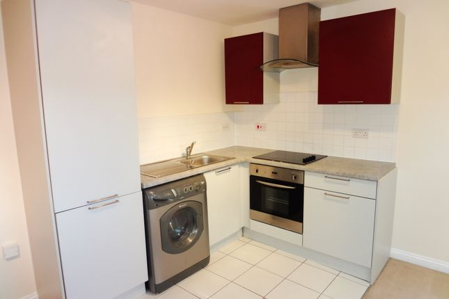 Kitchen: of Vine Court, Francis Road, Ware SG12
