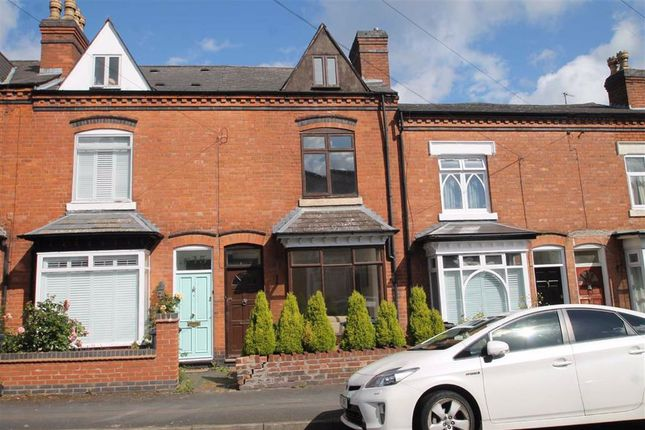 4 bed terraced house for sale in Regent Road, Harborne