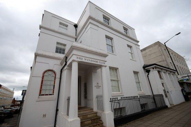 Thumbnail Flat to rent in Windsor Club Windsor Street, Leamington Spa