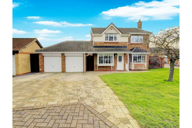 Thumbnail Detached house for sale in Millston Close, Hartlepool