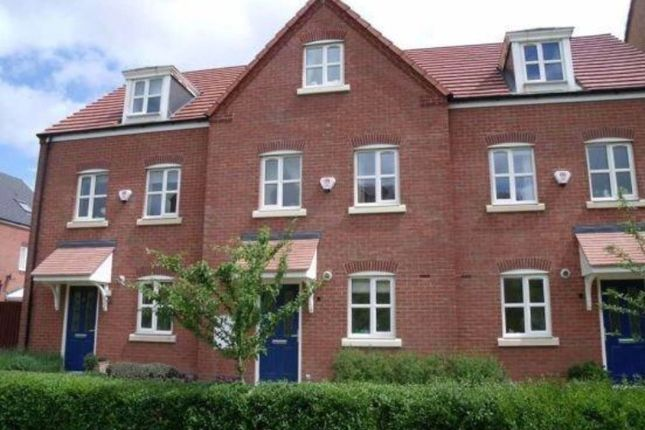 Thumbnail Town house to rent in Phoenix Drive, Brymbo, Wrexham