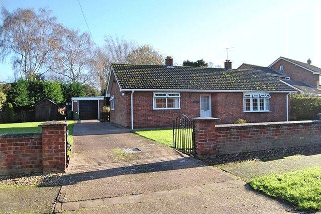 Thumbnail Bungalow to rent in Pinfold Lane, Marston, Grantham