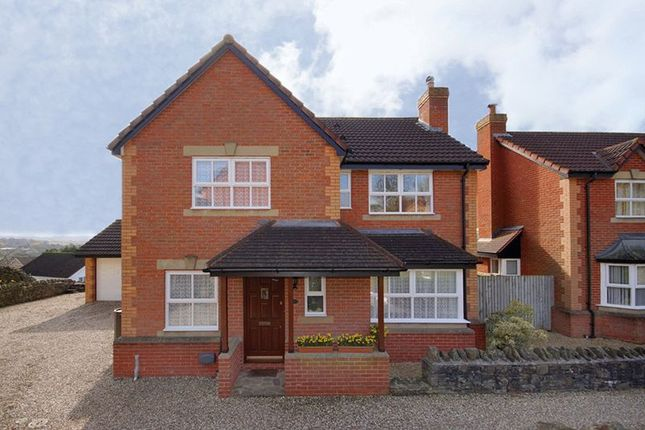 Thumbnail Detached house for sale in 20 Quarry Lane, Winterbourne Down, Bristol