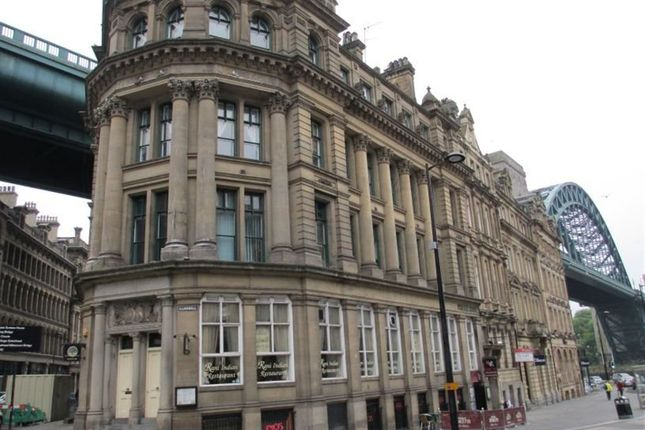 Thumbnail Flat to rent in Queen Street, Newcastle Upon Tyne