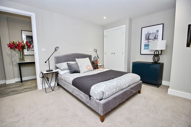 Thumbnail Flat for sale in Mill Street, Bedford, Bedfordshire
