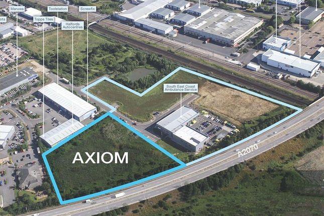 Thumbnail Light industrial to let in Phase 1 Axiom, Unit 2 Orbital Park, Ashford, Kent