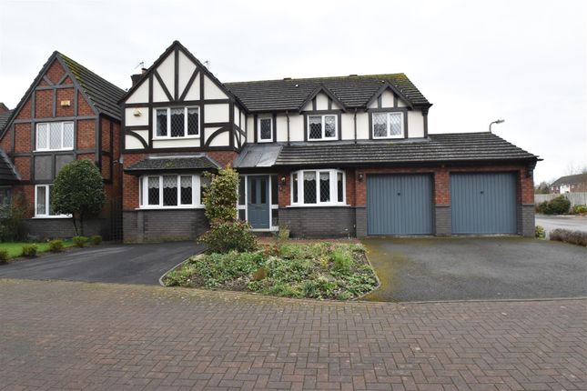 Thumbnail Detached house for sale in College Green, Droitwich
