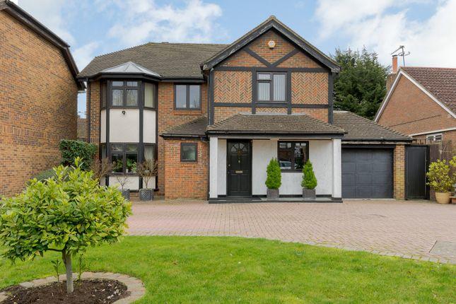 Thumbnail Detached house for sale in Ickenham, Uxbridge