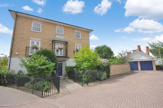 Thumbnail Detached house for sale in Milliners Way, Thorley, Bishop's Stortford