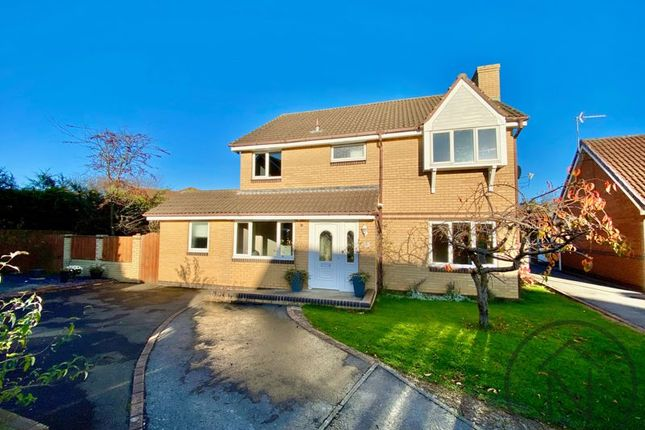 Thumbnail Detached house for sale in Sunningdale, Woodham, Newton Aycliffe