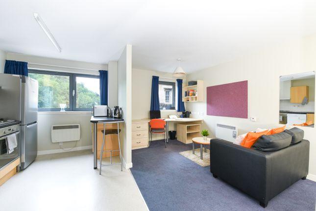 Studio to rent in Gibson Street, Glasgow G12