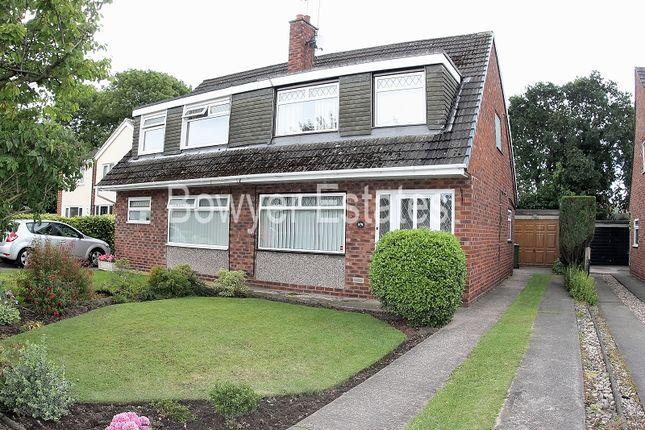 Thumbnail Property to rent in Warren Lane, Hartford, Northwich, Cheshire.