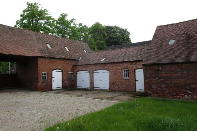 Thumbnail Barn conversion for sale in Barns Adj. To The Limes Farmhouse, Main Street, Breedon-On-The-Hill, Derbys