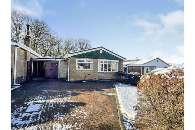 3 bed detached bungalow for sale in Rattigan Drive, Stoke-On-Trent ST3