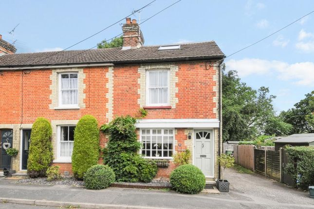3 bed end terrace house for sale in Connaught Road, Bagshot