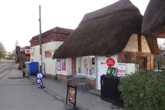 Thumbnail Retail premises for sale in Main Road, Winterbourne Dauntsey, Salisbury, Wiltshire