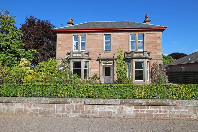 Thumbnail Detached house for sale in Darnaway Road, Inverness