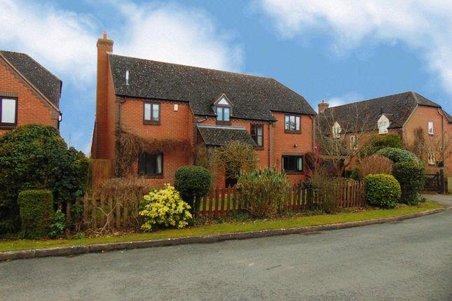 Thumbnail Detached house for sale in 5 Finch Lane, Harvington