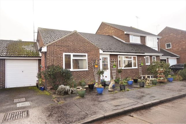 Thumbnail Semi-detached bungalow for sale in Arnolds Way, Rochford