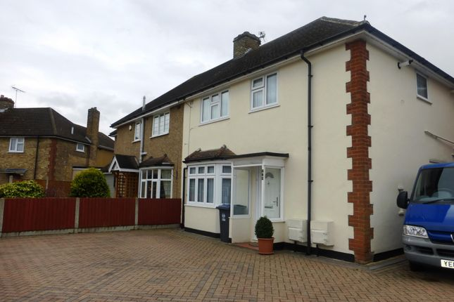 Thumbnail Flat to rent in St Margarets Road, Stanstead Abbotts, Ware
