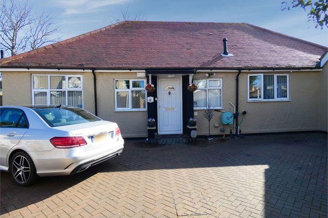 Thumbnail Detached bungalow for sale in Vista Road, Clacton-On-Sea, Essex