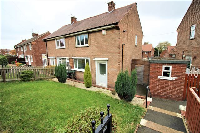 Thumbnail Semi-detached house to rent in Roughwood Road, Rotherham
