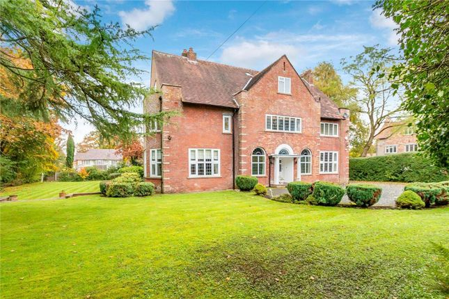Thumbnail Detached house for sale in Park Road, Hale, Altrincham