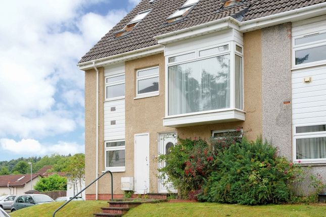 Thumbnail End terrace house for sale in Castlehill Crescent, Kilmacolm, Inverclyde