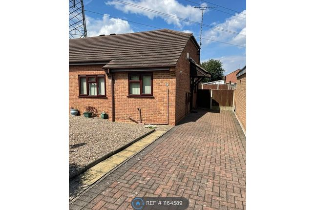 2 bed bungalow to rent in Bluebell Close, Derby DE24