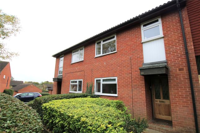 1 bed terraced house to rent in Fleetham Gardens, Lower Earley, Reading RG6