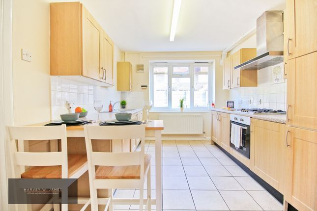 Thumbnail End terrace house to rent in Churchill Road, London