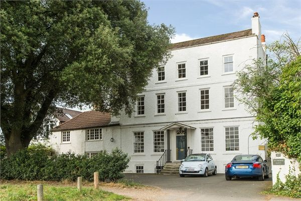 Thumbnail Flat for sale in 23 West Side Common, Wimbledon Village