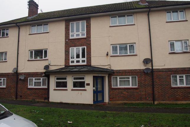 Thumbnail Flat for sale in Huckleberry Close, Lordswood