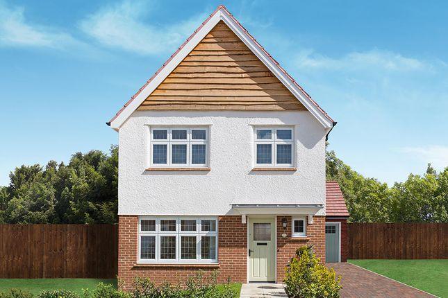 "3 bed detached house for sale in ""Warwick"" at Eurolink Way, Sittingbourne ME10"