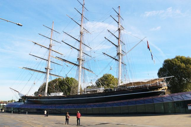 The Cutty Sark of Admirals Tower, 8 Dowells Street, Greenwich, London, London SE10