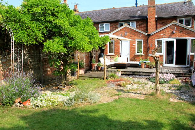 Thumbnail Terraced house for sale in Church Lane, Reed