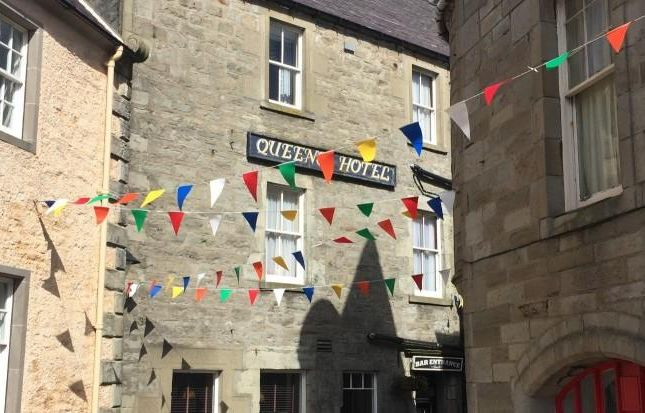 Photo 1 of Queens Hotel, 24 Commercial Street, Lerwick ZE1