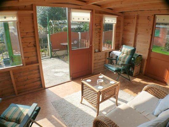 Summerhouse of Sunnyside Terrace, Preesall, Poulton Le Fylde FY6