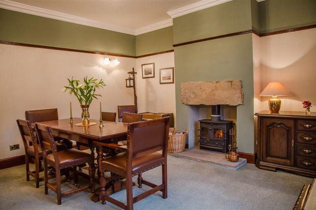 Dining Room of Ashfield Villa, Leeds Road, Wakefield WF3