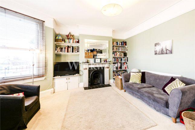 Thumbnail Flat for sale in Warham Road, Harringay
