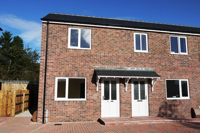 Thumbnail End terrace house to rent in Oxford Close, Penrith