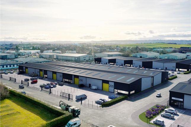 Thumbnail Light industrial to let in Unit 201, West 200, Buccleugh Street, Hillington, Glasgow