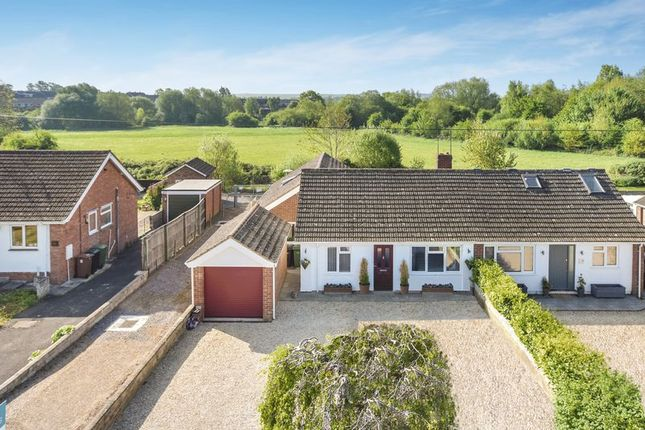 Thumbnail Semi-detached bungalow for sale in Cedar Crescent, Thame
