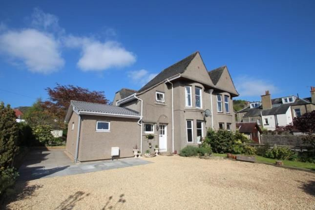 Thumbnail Semi-detached house for sale in Easter Cornton Road, Stirling, Stirlingshire